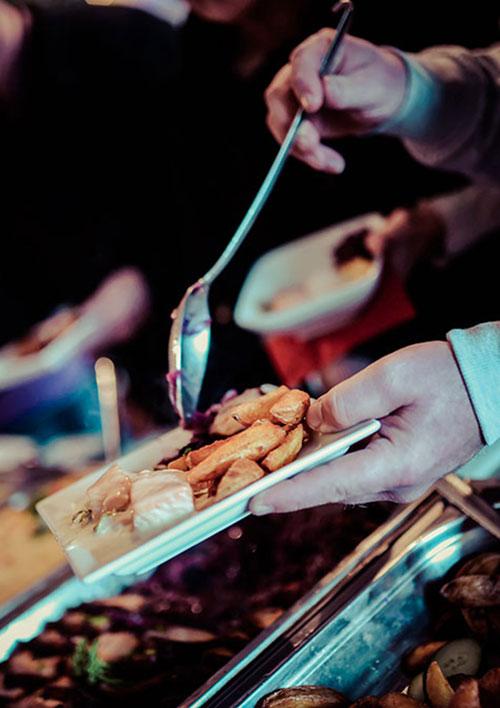 Catering szolgáltatás